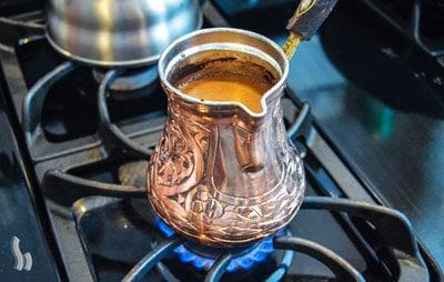قهوه ترک - قهوه جوش