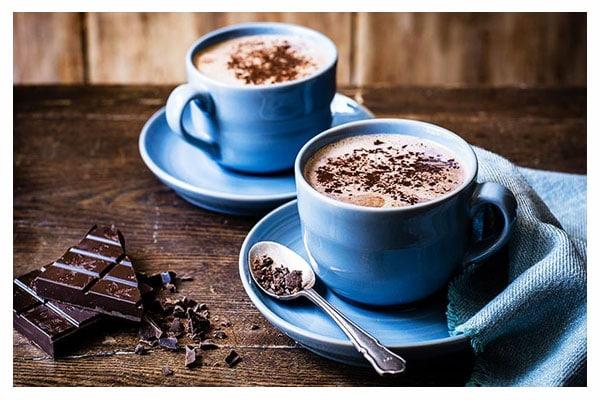 آموزش درست کردن شکلات داغ در خانه