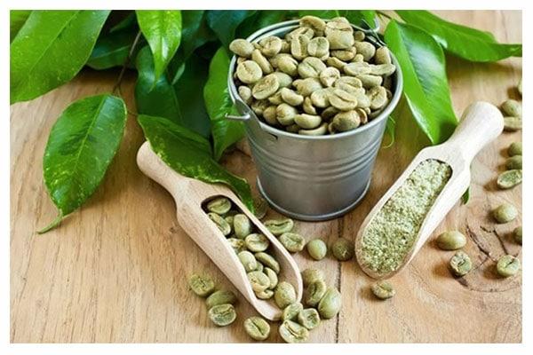 فواید درمانی قهوه سبز