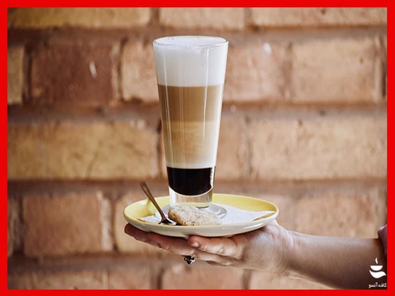 تهیه قهوه موکا در منزل